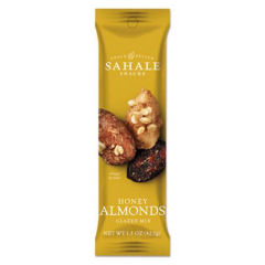 Sahale Snacks Honey Glazed Almond, 1.5 oz, 18/CT